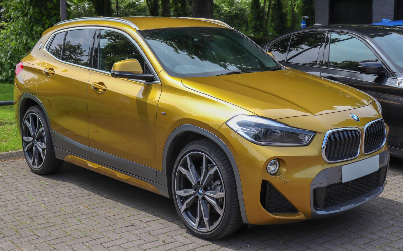 2012 BMW X2 Owners Manual