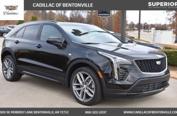 2012 Cadillac XT4 Owners Manual