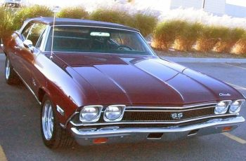 2012 Chevrolet Chevelle Owners Manual