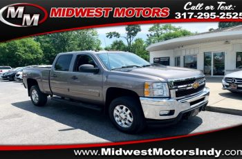 2012 Chevrolet Duramax Owners Manual