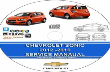 2012 Chevrolet Sonic Owners Manual