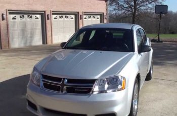 2012 Dodge Avenger Se Owners Manual