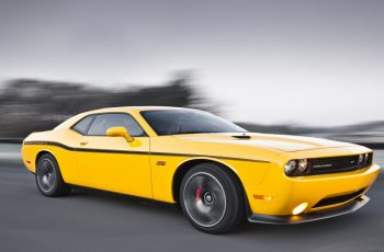 2012 Dodge Challenger Srt8 Owners Manual