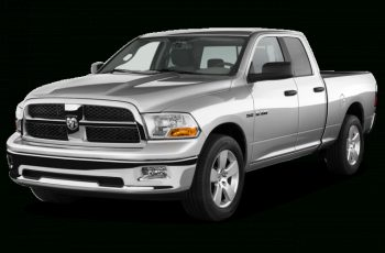 2012 Dodge RAM 1500 St Owners Manual