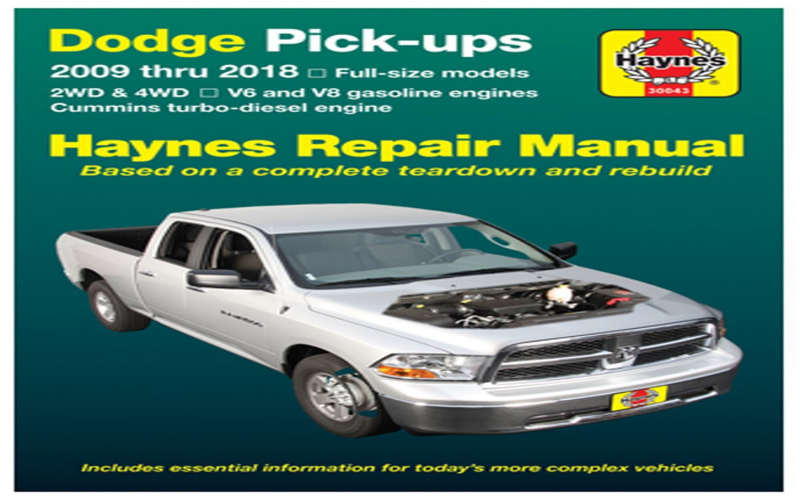 2012 Dodge RAM 3500 Owners Manual