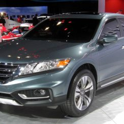 2012 Honda Crosstour Owners Manual