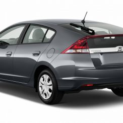 2012 Honda Insight Owners Manual