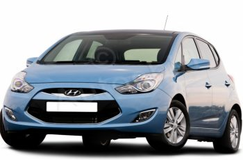 2012 Hyundai IX20 Owners Manual
