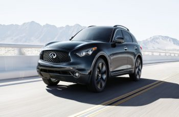 2012 Infiniti QX70 Owners Manual