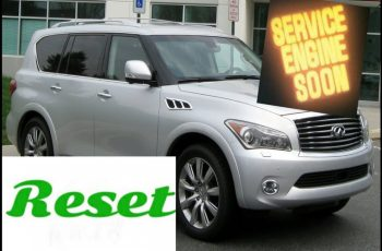 2012 Infiniti QX80 Owners Manual