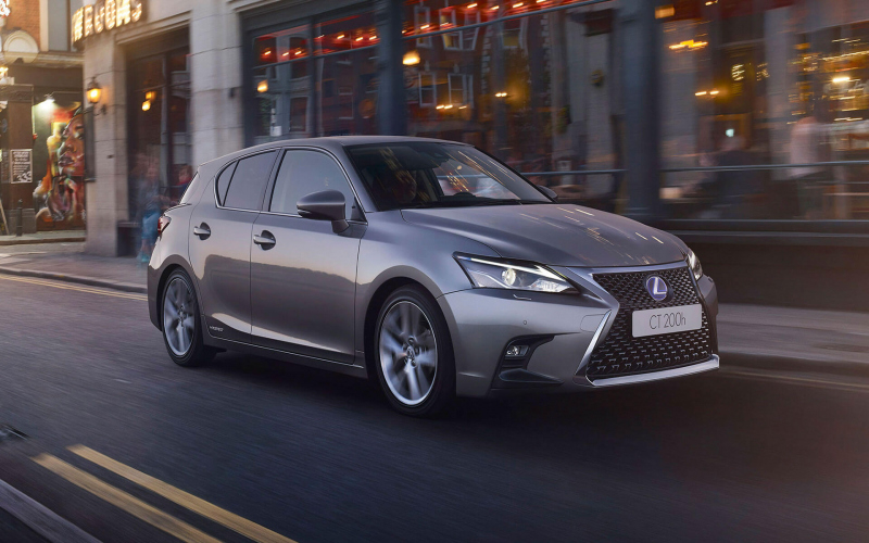 2012 Lexus CT 200H Owners Manual