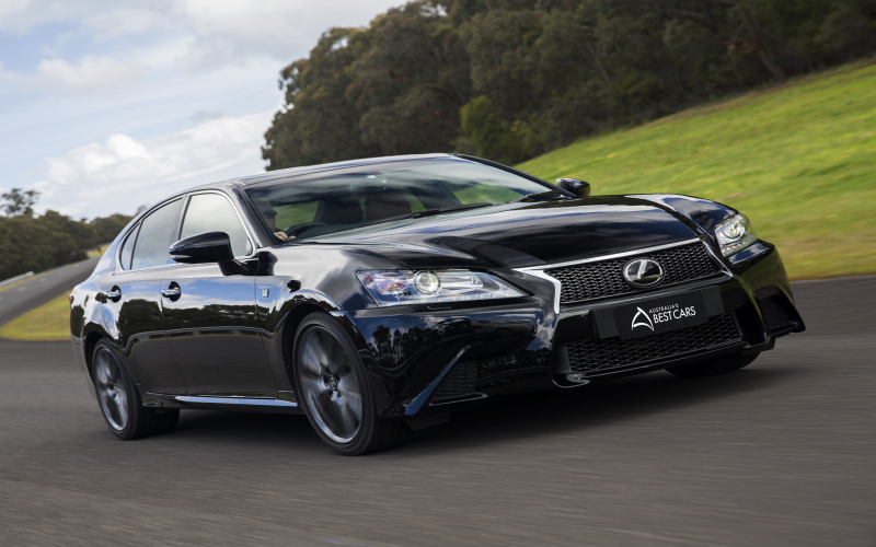 2012 Lexus GS 350 Owners Manual