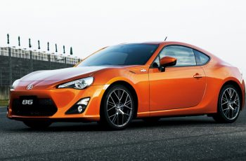2012 Toyota 86 Owners Manual