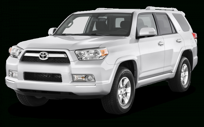 2012 Toyota Forerunner Owners Manual