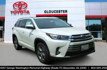 2012 Toyota Highlander Owners Manual