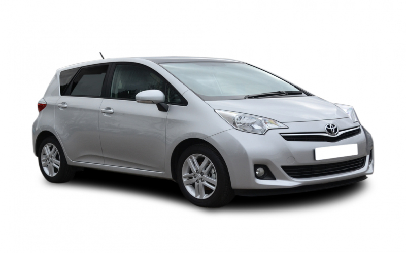 2012 Toyota Verso Owners Manual