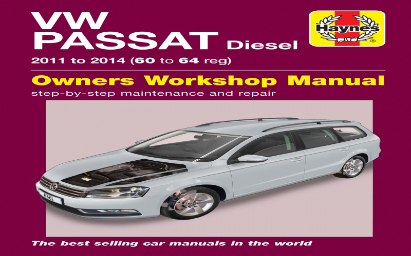 2012 VW Passat Owners Manual