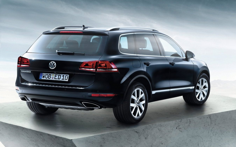 2012 VW Touareg Owners Manual