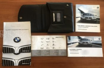 2013 BMW 2 Series Owners Manual