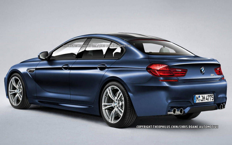 2013 BMW M6 Owners Manual
