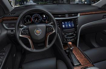 2013 Cadillac XT5 Owners Manual