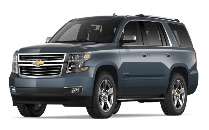 2013 Chevrolet Tahoe Owners Manual