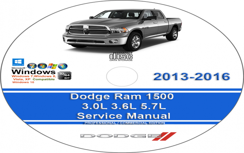 2013 Dodge 1500 Owners Manual