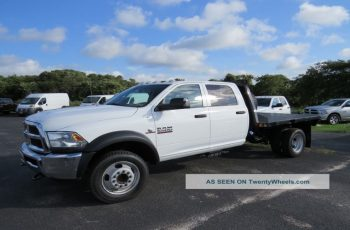 2013 Dodge 5500 Owners Manual