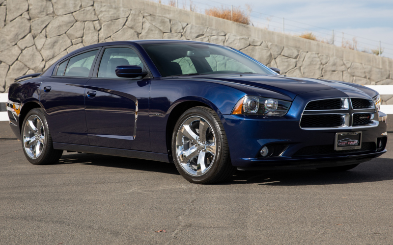 2013 Dodge Charger R/T Owners Manual