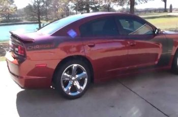 2013 Dodge Charger Rt Max Owners Manual
