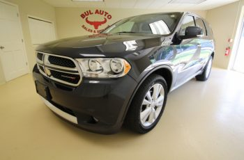 2013 Dodge Durango Crew Owners Manual