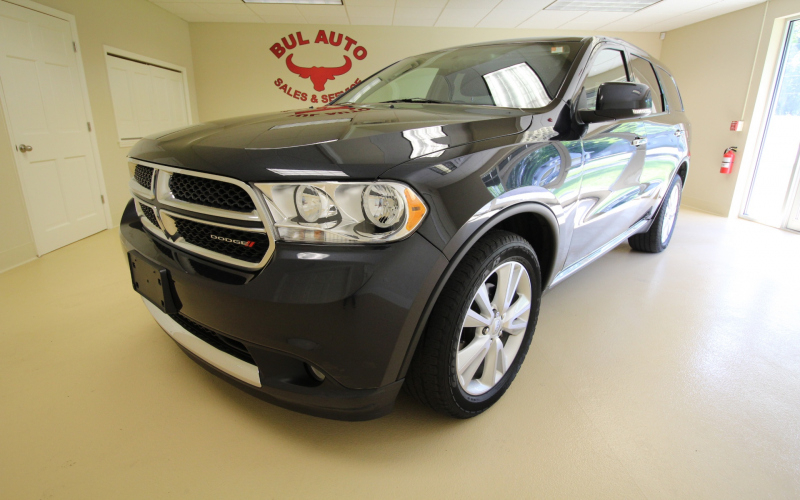 2013 Dodge Durango Rt Owners Manual