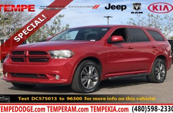 2013 Dodge Durango SXT Owners Manual