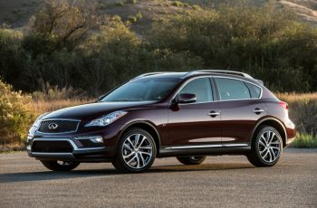2013 Infiniti QX50 Owners Manual