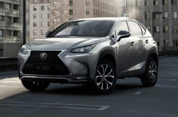 2013 Lexus NX 200T Owners Manual