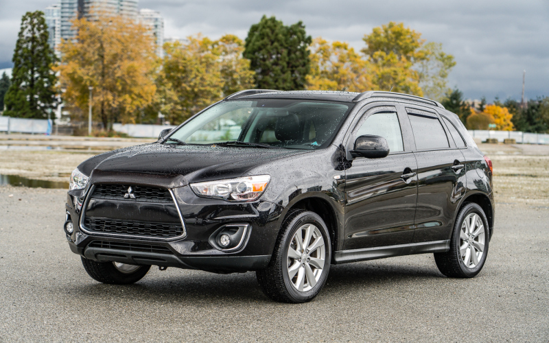 2013 Mitsubishi RVR Owners Manual