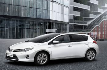 2013 Toyota Auris Owners Manual