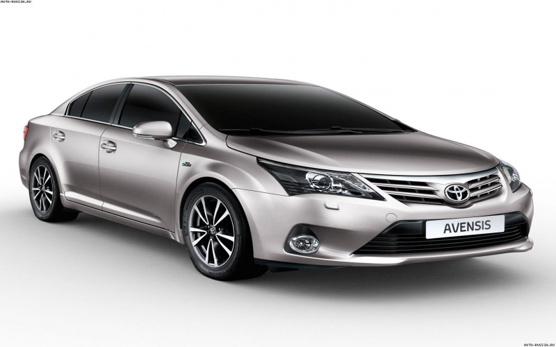 2013 Toyota Avensis Owners Manual