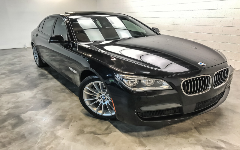2014 BMW 7 Series Owners Manual