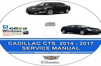 2014 Cadillac CT5 Owners Manual