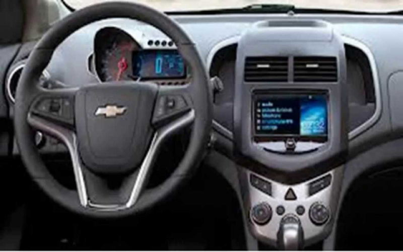 2014 Chevrolet Aveo Owners Manual