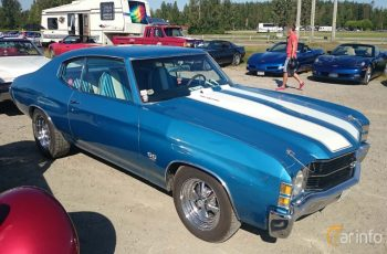 2014 Chevrolet Chevelle Owners Manual