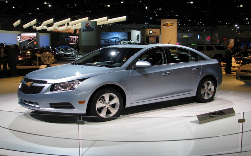 2014 Chevrolet Cruze Owners Manual