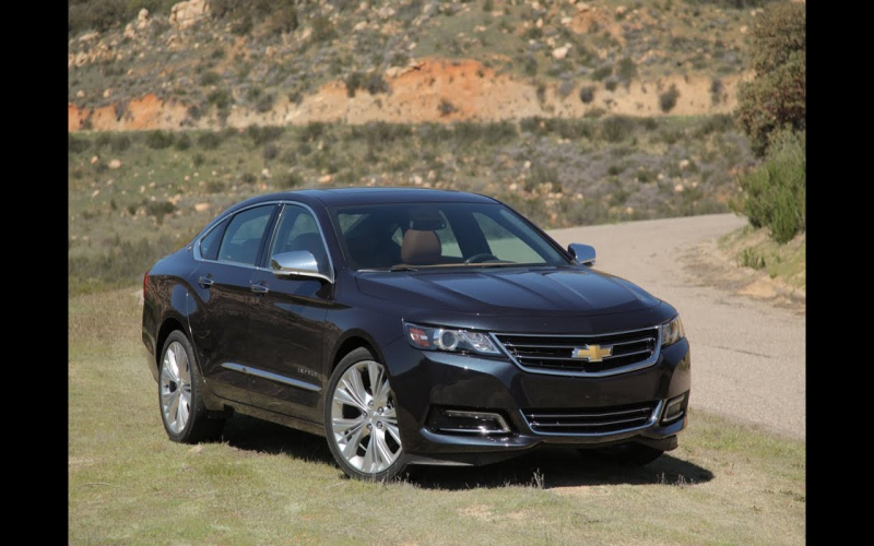 2014 Chevrolet Impala Owners Manual
