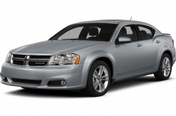 2014 Dodge Avenger Rt Owners Manual