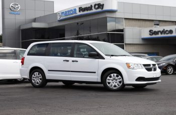 2014 Dodge Caravan Owners Manual