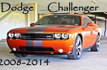2014 Dodge Challenger Owners Manual PDF