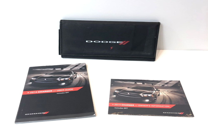 2014 Dodge Charger Owners Manual