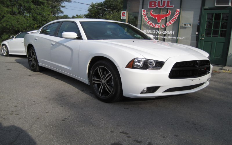 2014 Dodge Charger SXT Awd Owners Manual