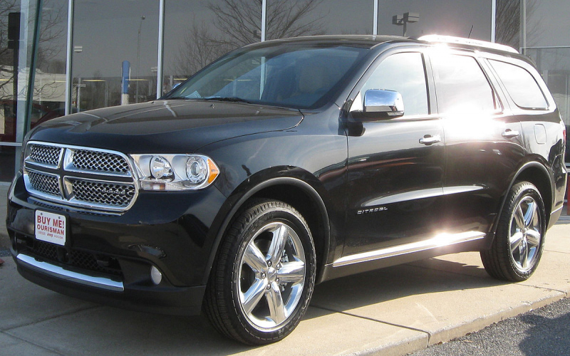 2014 Dodge Durango Citadel Owners Manual